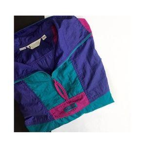 columbia sportswear • vintage windbreaker